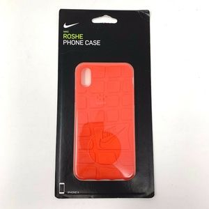 Nike Roshe Shoe Bottom Style iPhone X Case